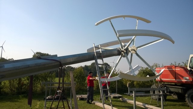 small windturbine catwind Pro small